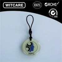 Wholesale NFC Tags M1 mhz RFID Smart Card for Samsung Galaxy S5 Sony Nokia Nexus7 LG HTC Xiaomi
