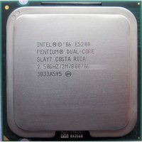 Wholesale Not a Brand New Intel Pentium E5200 GHz Dual Core Processor LGA MB Cache