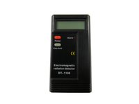 Wholesale CE Certificated Digital EMF Meter Dosimeter Tester portable electromagnetic radiation detector hot sale and high quality