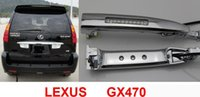 Wholesale white blue yellow color led keyholes extrinsic car door handles lexus gx470 car handle upgrade modification