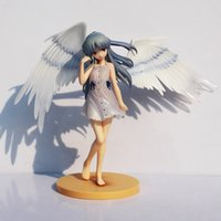 White beat toy - Angel Beats Action Figure Tachibana Kanade Angel GSCX TEN SHI Scale Painted Figure Toy cm