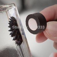 Wholesale 20pcs creativeToys magnetic display Ferrofluid liquid in bottle DHL Fedex