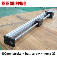 Wholesale Quality Assured cdfuyu Brand C7 Ball Screw Driven Linear Motion Guide Rail For Printer