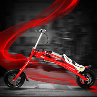 Wholesale Factory direct electric bicycle lithium battery car mini folding bike new electric vehicles