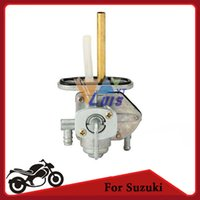 Wholesale Motorcycle Fuel Pump Petcock Valve for Suzuki LT Gas Fuel Valve Switch Motocross ATV Quad order lt no track