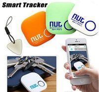 Wholesale 2016 Newest Nut Smart Mini Finder Intelligent Bluetooth Anti lost Child Pet Key GPS Finder Alarm Locator Tracker