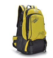 Wholesale 2015 Fashion Waterproof Sport Backpack Camping Mountaineering Bags Man Nylon Sport Bags Outdoor ZH HAC041