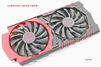 No aluminum gaming case - New Original for MSI GTX960 GAMING video card fan with heat sink