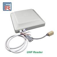 Wholesale 915MHz ISO18000 B lan RJ45 Interface M Middle Distance UHF RFID Reader Gen for Car Parking Management