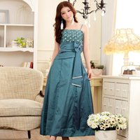 autumn season pictures - Guangzhou Factory Selling Season Lengthened Slim Models Dress Big Yards Export