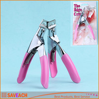 Wholesale 2016 New Professional Manicure Tool Acrylic Gel False Nail Cutter Clippers Tips High Quality