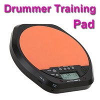 Wholesale Digital Drummer Training Electric Electronic Drum Pad for Training Practice Metronome