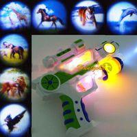 animal sound effects - KId s Toy Gun Cartoon Animal Image Light Shadow With Sound Effects