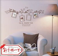 Cheap Personal Home Accessories Refrigerator Stickers Wallpaper Wall Stickers Child Electric Furnishings Decorative Painting