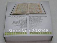 Wholesale PQ15 quran reading pen with word by word voice and book