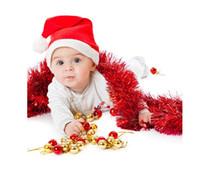 christmas decoration santa claus - 2015 New Christmas Decoration hats High grade Christmas hat Santa Claus hat Cute adults Christmas Cosplay Hats