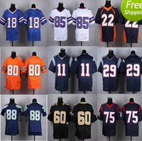 Cheap Football transfer football jersey Best Men Short transfer rookie american football jersey