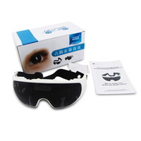 Wholesale DC electric Vibration eye care massager dark circles Alleviate Fatigue forhead massage magnetic treatment Healthy care