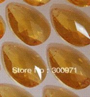 Wholesale ree shipping AAA transparent mm crystal chandelier pendants crystal curtain pendants crystal chandelier parts crystal chan