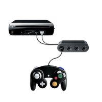 Wholesale Hot Selling Ports Controller Adapter for Nintendo For Wii U Play For Super Smash Brothers