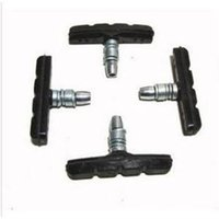Wholesale 2xpcs New Durable Rubber Bike Bicycle Brake Holder Pads