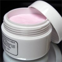 Wholesale Venuse Acrylic Pink Nail Art Tips Crystal Polymer Powde