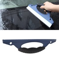 Wholesale Silicone Water Wiper Scraper Blade Squeegee Car Vehicle Windshield Window Washing Cleaning