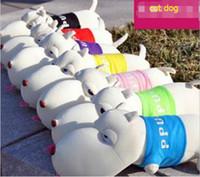 Coche Desodorante Purify Ambientador Cleaner carbono de carbón de bambú bolso del perro muñeca a estrenar de la buena calidad
