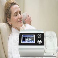 auto tft - New Arrival Silver shell with TFT Screen Portable Auto CPAP Machine For Sleep Apnea CE