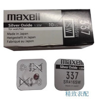 sr416sw - Maxell SR416SW Earpiece Button Battery Work up to hours for Watches