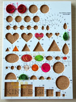 Wholesale Quilling Design Workboard With Straight Pin Arrival Quilling Design Board ork Board With Straight Pin