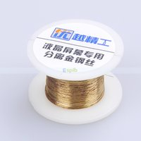Wholesale Cutting Line Molybdenum Wire For LCD Touch Screen Separator Separate LCD MM M For Iphone For Sumsung