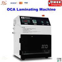 Wholesale No bubble no mold Universal vacuum OCA Film Laminating Machine LCD Assembly laminator for reparing cell phone