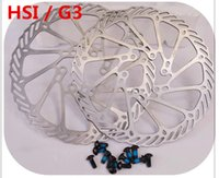 Wholesale 2 pair AVID HSI G3 Elixir Disc Brake Rotor bicycle brakes rotor mm bike brake disc Rotors kit freio a disco bicicleta