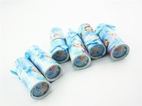 Wholesale Frozen Pencils Colors Kids Colored Pencils Children Drawing Pencil Short Size with Box high quality in stock