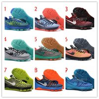 Cheap Cheap Best Men KD 8 Kevin Durant Basketball Shoes High Quality Athletic Tranining Sneakers Eur 40-46 Free Shipping