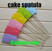 silicone spatula - Big size Silicone cake spatula cake tools mold DIY cm