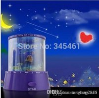 amazing ocean - New Amazing Ocean Cupic Heart Sky Star Master Mini Night Light Decorate Lover children friends dream bedroom Star Projector Lamp