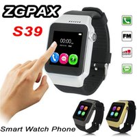 better watches - Smart Watch zgpax S39 with camera TF SIM card Pedometer Bluetooth wrist smartwatch Smart phone for Android smartphone better s29