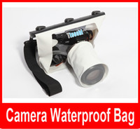 bath digital - Digital Camera Bag for Diving Swim bath Waterproof Underwater Housing Case Dry Bag Pouch for Nikon Canon SLR DSLR Camera