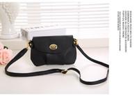 Wholesale South Korean new women bag spring new retro mini packet handbag purse shoulder bag Messenger dumplings A3