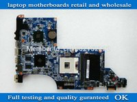 atx mother board - Motherboard HM55 DAOLX6MB6H1 High quanlity Laptop Motherboard For HP DV7 Series Mother board