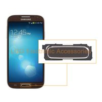 Wholesale for Samsung Galaxy S4 GT I9505 I545 OEM Navigation Home Button Replacement Parts Brown Autumn
