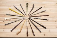 Wholesale magic wand Harry Potter wand cm Dumbledore scripture Edition Non luminous wand fedex
