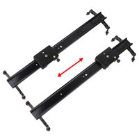track lighting system - New Professional Portable Commlite cm quot Sliding pad Video Camera Track Slider Dolly Stabilizer System for DSLR Camcorders