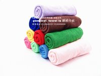 Wholesale The car clean manufacturer supply x50 microfiber towel it will take car wash towels selling