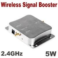 Wholesale 5W GHz WiFi Wireless Signal Booster Broadband Amplifier