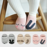 baby rats - Unisex Baby socks floor sock baby boys socks girls kids Children cutu animal rabbit rat bear pattern socks cotton