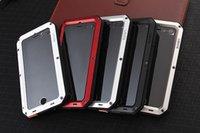 lunatik - Lunatik Taktik Extreme Metal Cellphone Case with Gorilla Glass Aluminum Metal Protectors for iphone G inch