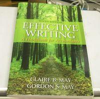 Wholesale Effective Writing A Handbook for Accountants